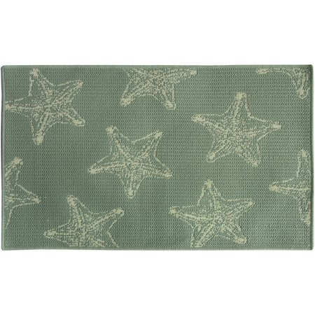 Bacova Reliance Starfish Accent Rug