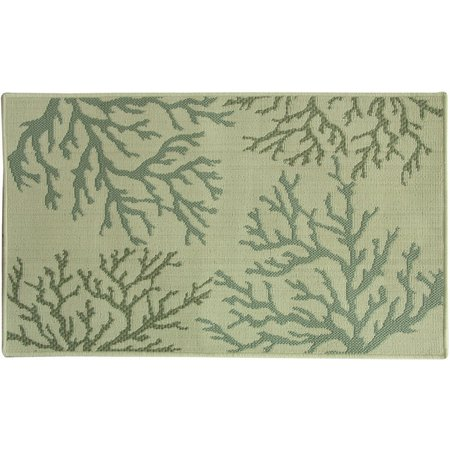Bacova Reliance Coral Reef Accent Rug