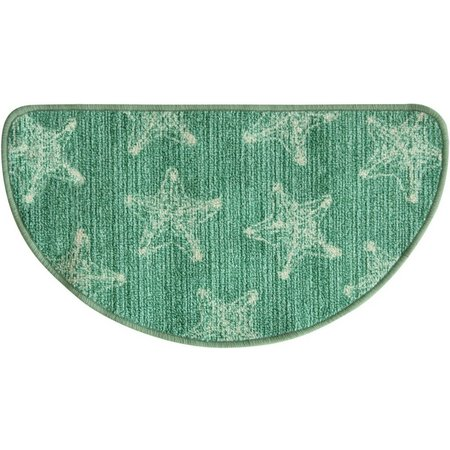 Bacova Starfish Grain Slice Rug