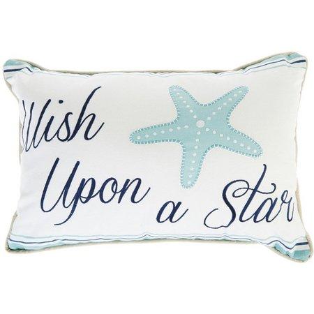 Enchante Wish Upon a Star Decorative Pillow