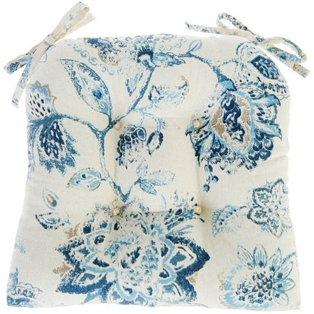 Arlee Satya Sapphire Chair Pad