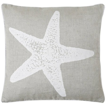 Jinda Home Fashions Starfish Decorative Pillow