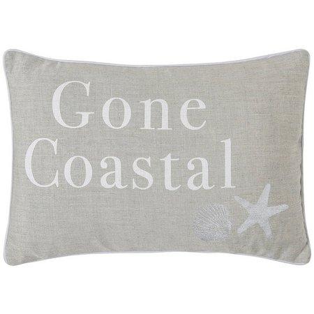 Jinda Home Fashions Gone Coastal Decorative Pillow