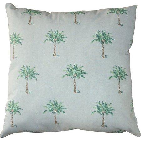Panama Jack Palm Tree Decorative Pillow