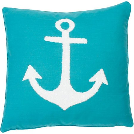 Thro Abby Anchor Decorative Pillow