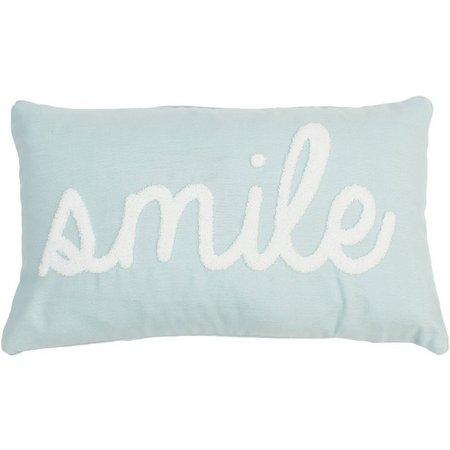 Thro Sabella Smile Decorative Pillow