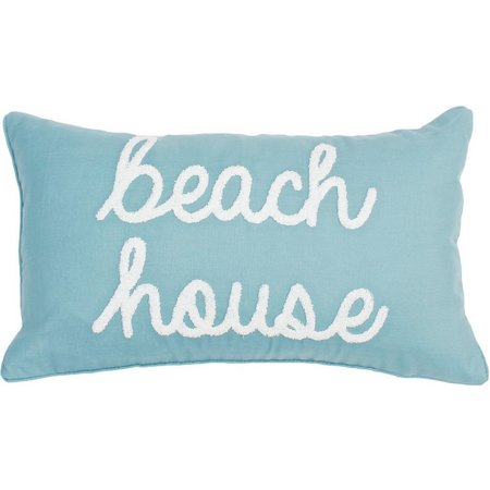 Thro Baylee Beach House Decorative Pillow