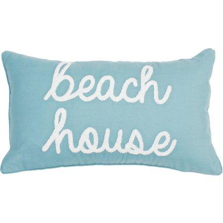 Thro Baylee Beach House Decorative Pillow