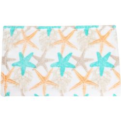 Thro Daryl Starfish Plush Throw Blanket