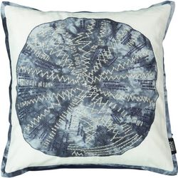 Mod Lifestyles Sand Dollar Decorative Pillow