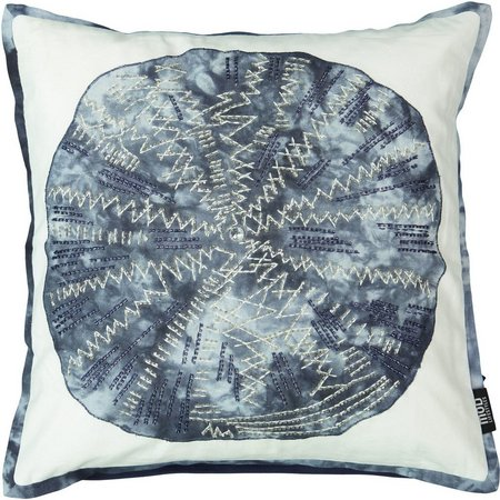 Mod Lifestyles Sand Dollar Decorative Pillow