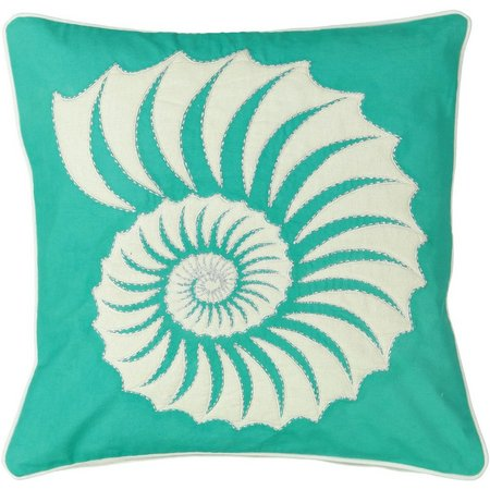 Mod Lifestyles Quilted Trochus Decorative Pillow