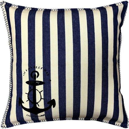 Mod Lifestyles Whipstich Decorative Pillow
