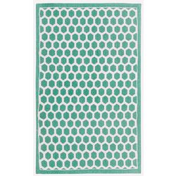Waverly Honeycomb Accent Rug