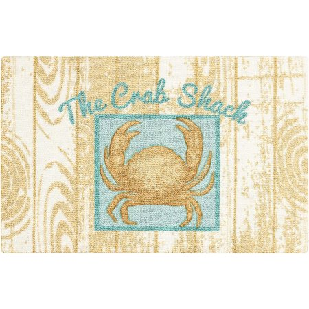 Nourison The Crab Shack Accent Rug