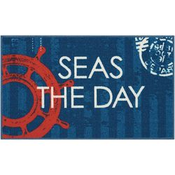 Nourison Seas The Day Accent Rug