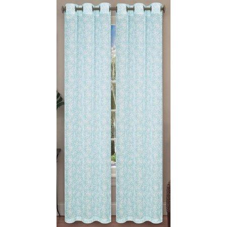 Beatrice 2-pk. Belize Curtain Panels