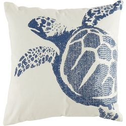 Rizzy Home Turtle Sequins Decorative Pillow