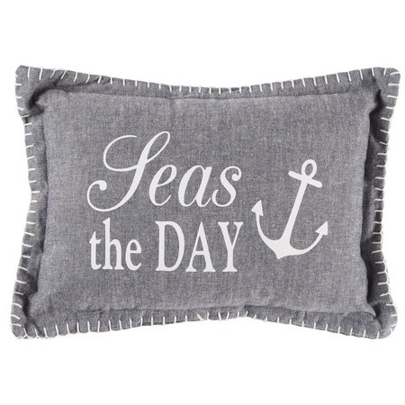 Park B. Smith Seas The Day Decorative Pillow