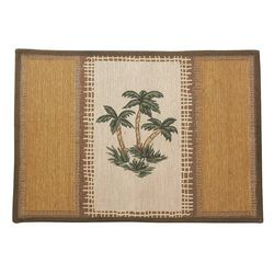 Park B. Smith Palm Oasis Tapestry Rug