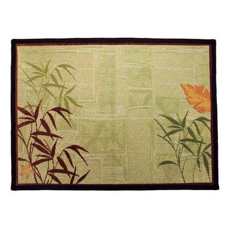Park B. Smith Bamboo Batik Print Tapestry Mat