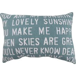 VINTAGE HOUSE My Sunshine Decorative Pillow
