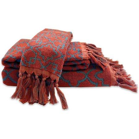 Dena Kaiya Trellis Jaquard Towel Collection
