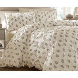 New! Stone Cottage Bernadette 3-pc. Comforter Set