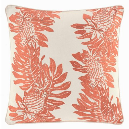 Tommy Bahama La Scala Pineapple Decorative Pillow