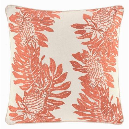 Tommy Bahama La Scala Pineapple Decorative Pillow