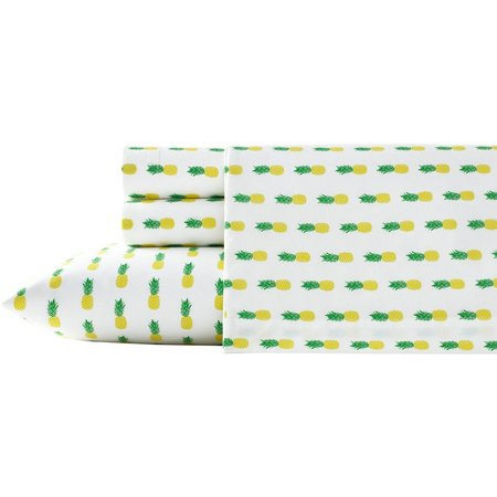 Poppy & Fritz Pineapple Print Sheet Set