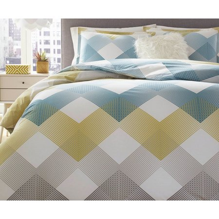 City Scene Remy Duvet Cover Set