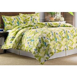 Tommy Bahama Blue Palm Comforter Set