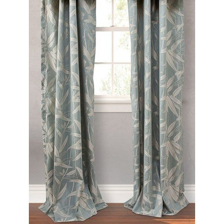 Tommy Bahama Bamboo Breeze Pole Top Drapes