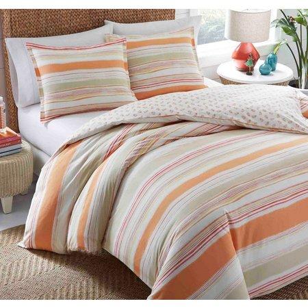 Nine Palms Waikki Stripe Duvet Cover Set