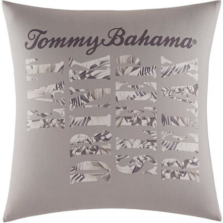Tommy Bahama Sandy Coast Square Decorative Pillow