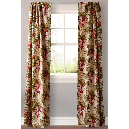 Tommy Bahama Daintree Tropics Window Panels