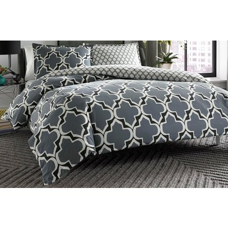 City Scene Brodie 3-pc. Full/Queen Bed Set