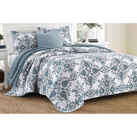 Stone Cottage Banks Quilt Set