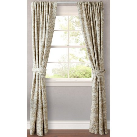 Stone Cottage Belvedere Rod Pocket Drapes