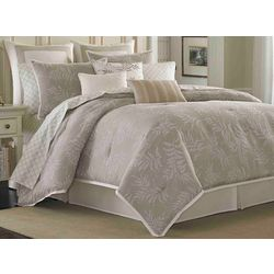 Laura Ashley Bracken Queen 4-pc. Comforter Set