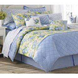Laura Ashley Salisbury King Comforter Set