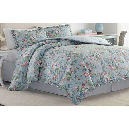 Laura Ashley Olivia Comforter Set