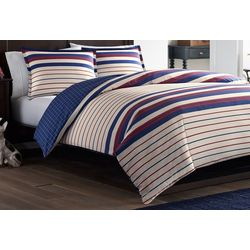Poppy & Fritz Tucker Comforter Set