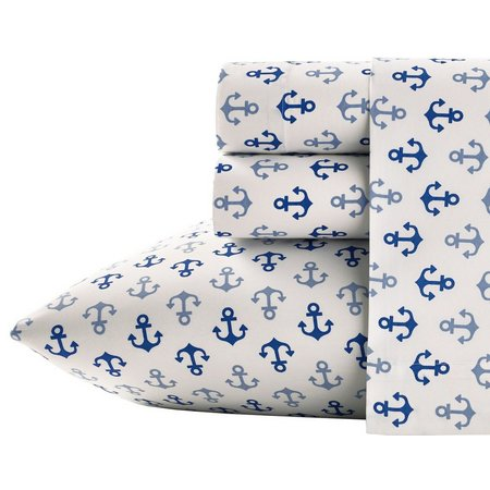 Poppy & Fritz Anchor Print Sheet Set