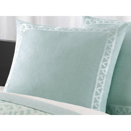 Echo Design Mykonos Euro Pillow Sham