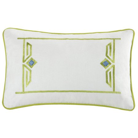 Echo Design Sardinia Oblong Decorative Pillow