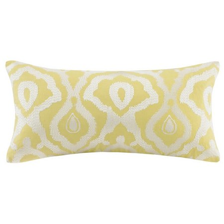 Echo Design Yellow Indira Oblong Decorative Pillow