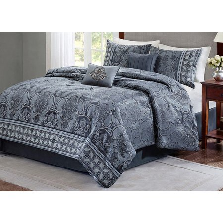 Madison Park Chapman 6-pc. Comforter Set