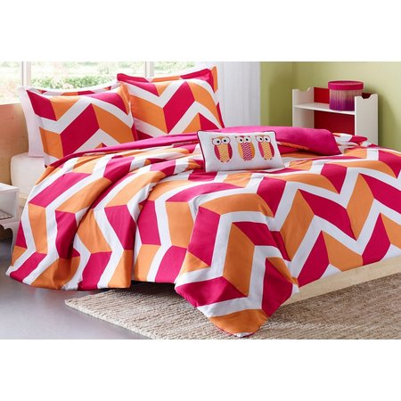 Mi Zone Billie Pink Comforter Set